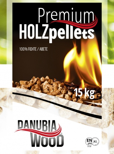 Premium Holzpellets - ENplus A1-