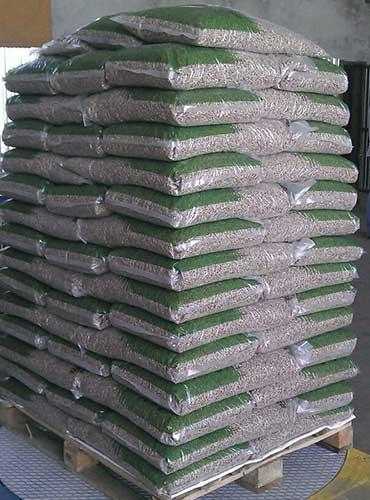 Pellet in legno di conifera - ENplus A2-