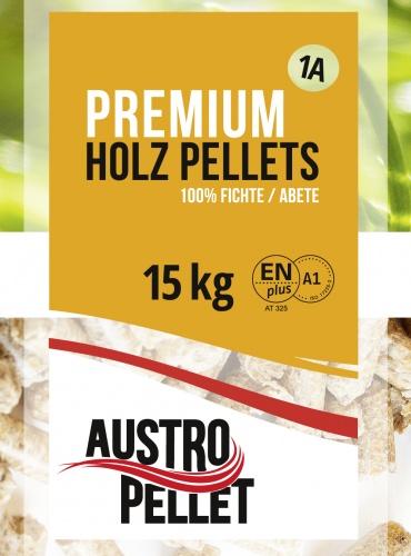 Premium Austro Pellet - ENplus A1-