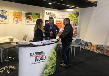 Italia Legno Energia fair 2019-